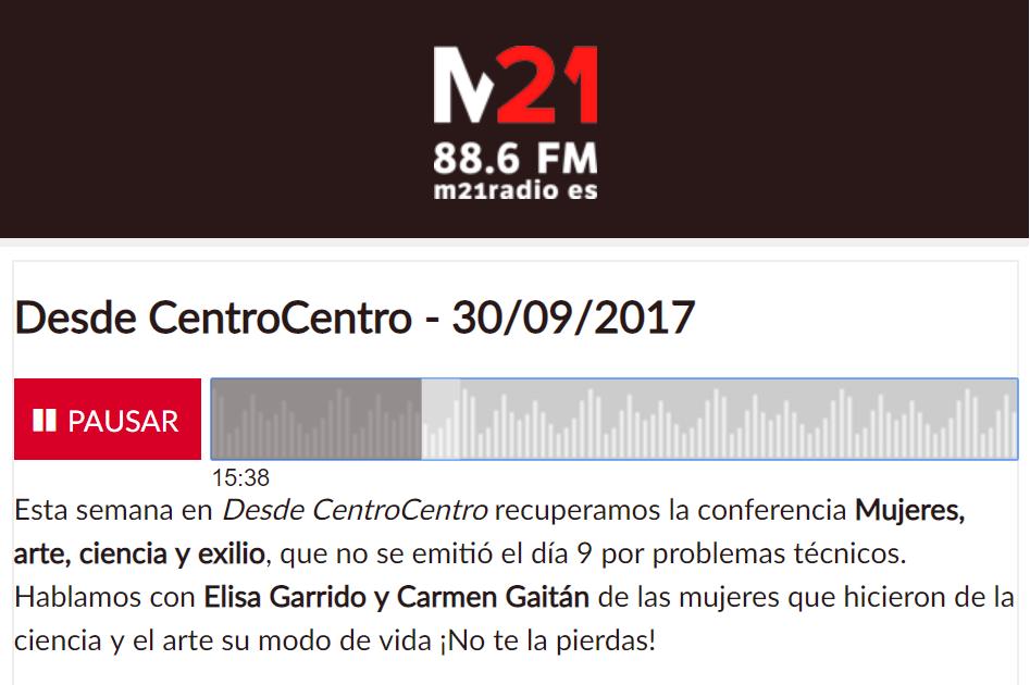 M21radio